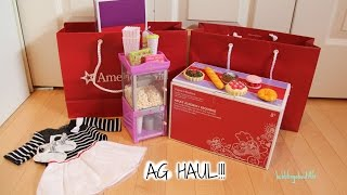AG HAUL! Opening new items and more!