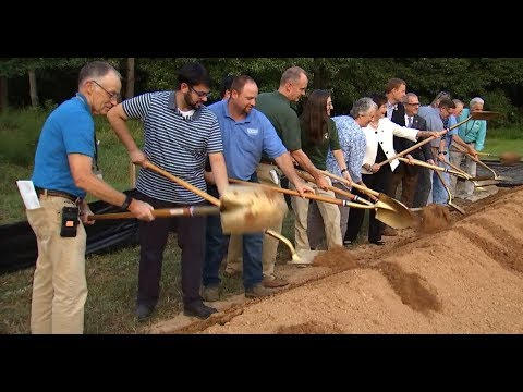 Hayfield Farm Stormwater Project To Prevent Flooding