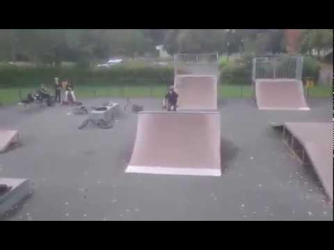 Harry Riley 360 Local Spine