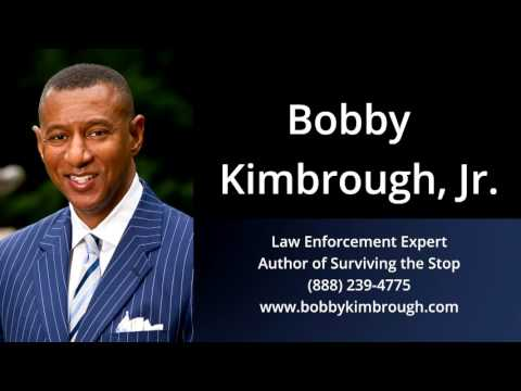 Law Enforcement Expert Bobby Kimbrough Jr. live on the radio in Lansing, Michigan
