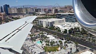 JetSuiteX ERJ-135LR Flight Experience (BUR to LAS)