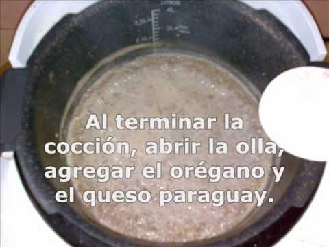 Soyo (Receta paraguaya)