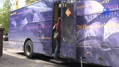 Kirjastoauton esittely