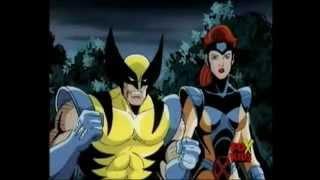 Die X-Men Animated - die Sätze in Zufälliger/Unvergesslich - parte 3 [PT-BR]