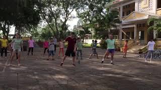 Dance - Cha Cha Salsa - 2017