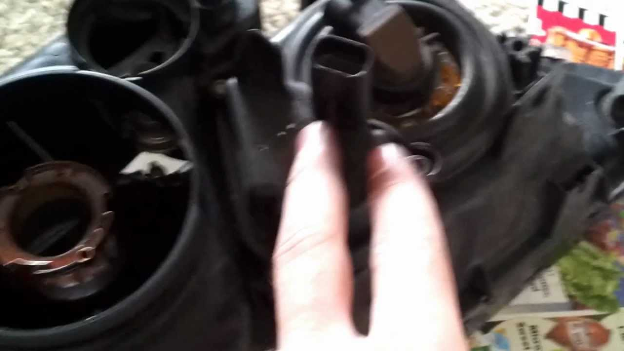 How To Fix Your Broken Headlight Adjusters Cheaply 1997