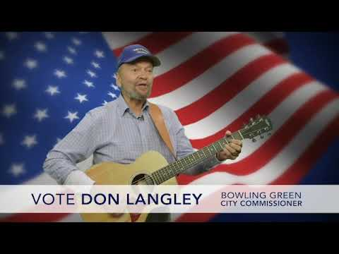 Don Langley City Commissioner 1