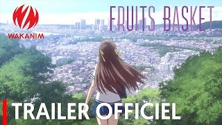 Bande annonce Fruits Basket