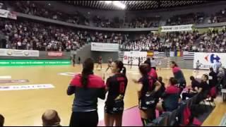Ambiance Brest Bretagne Handball en LFH