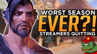 Overwatch: Streamers HATE Season 10 - xQc vs Montecristo
