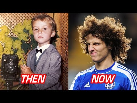 David Luiz Transformation Then And Now (Face & Hair Style & Body) | 2017 NEW