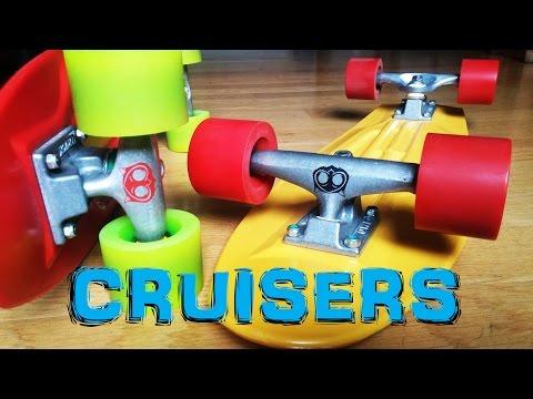 Sobre cruisers e mini cruisers -  Apresentando a marca OWL