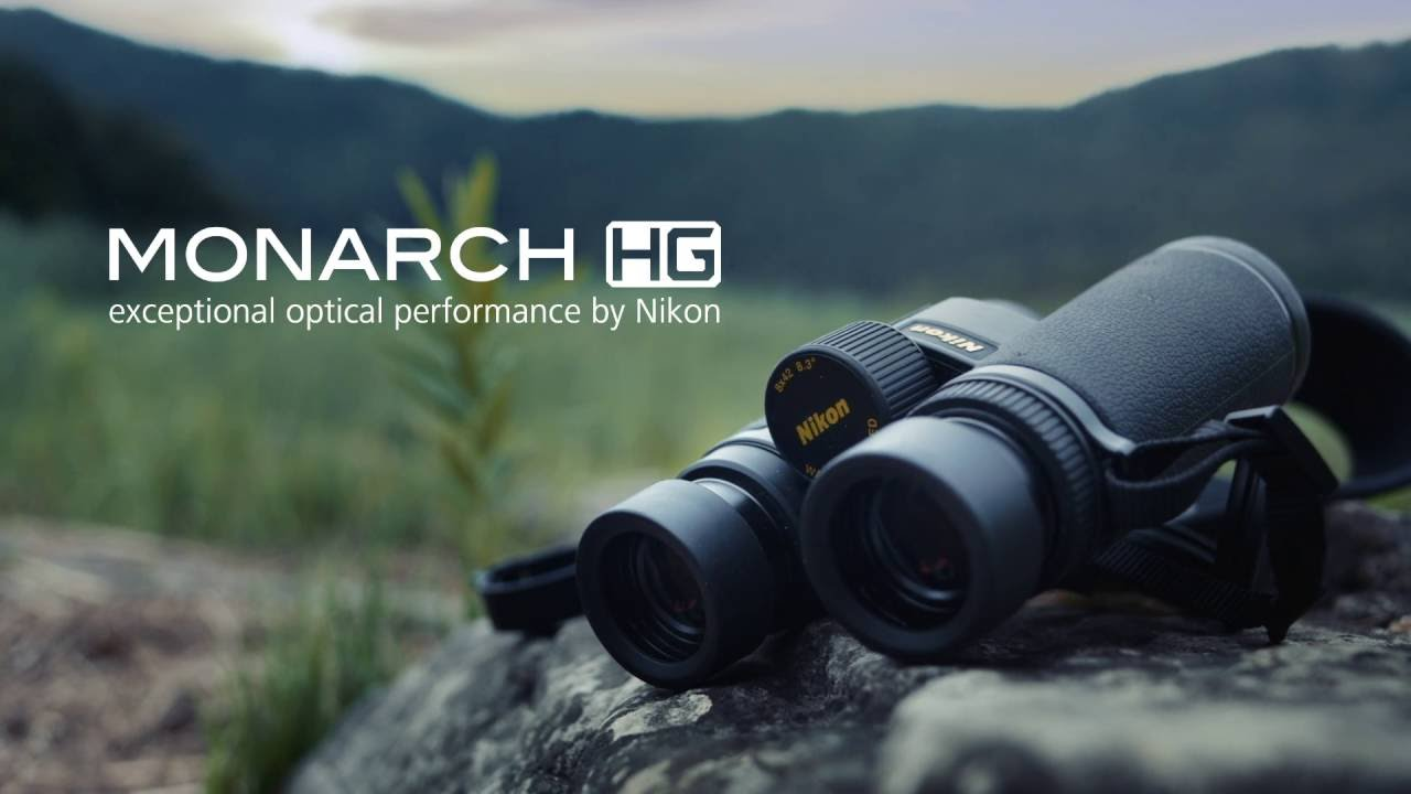 Nikon monarch hg binoculars wide field of view youtube