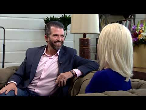 EXCLUSIVE: Donald Trump Jr. interview