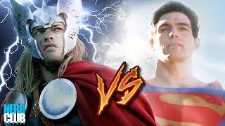10 melhores lutas de super heróis feitas no youtube 🎥🎬