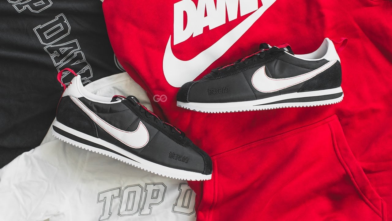 cheap for discount dafc3 98bb8 ... discount kendrick lamar x nike cortez kenny iii tde championship tour  review on feet ca32f 2a38e
