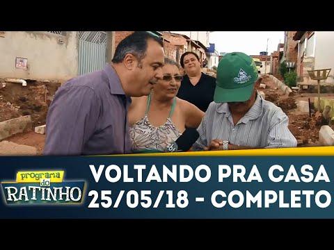Voltando Pra Casa | Programa Do Ratinho (25/05/18)