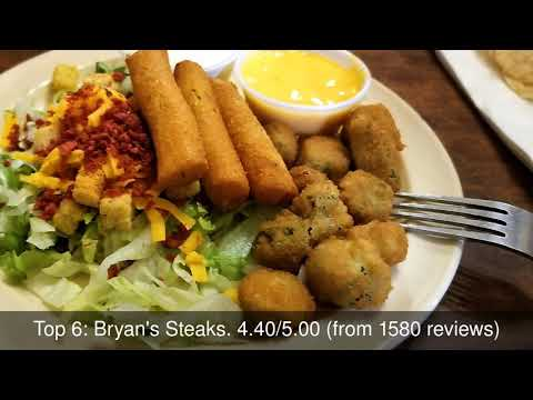 Best Restaurants You MUST TRY In Lubbock, United States | 2019