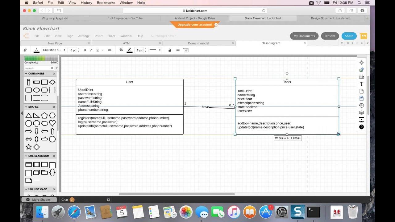 4 uml class diagram youtube 4 uml class diagram ccuart Images