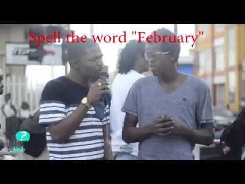 What You Know 2017 Funny [San Juan Trinidad]