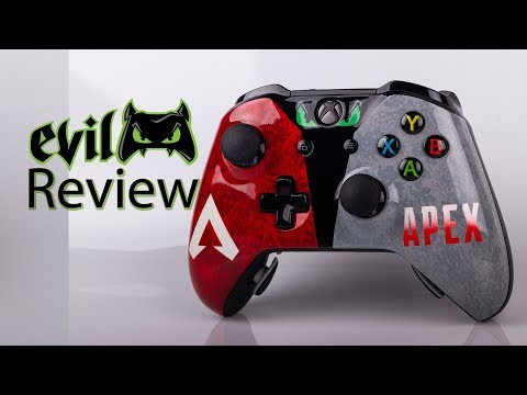 Evil Shift Xbox One Controller Review: Mods, Tension Trigger, Custom
