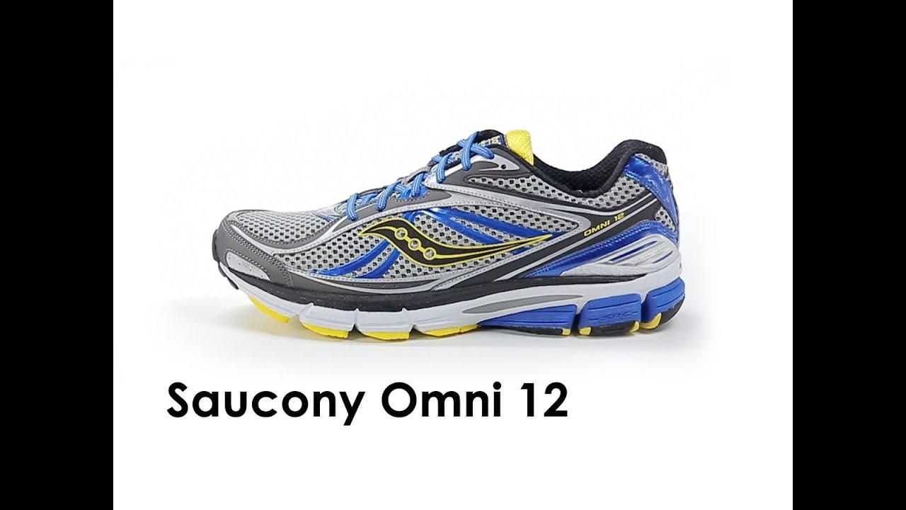 Saucony Progrid Omni 12