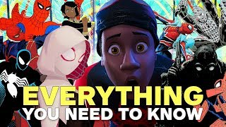 Everything You Need to Know About Marvel's Spider-Verse