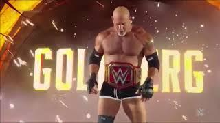 Goldberg Wrestlemania 33 entrance