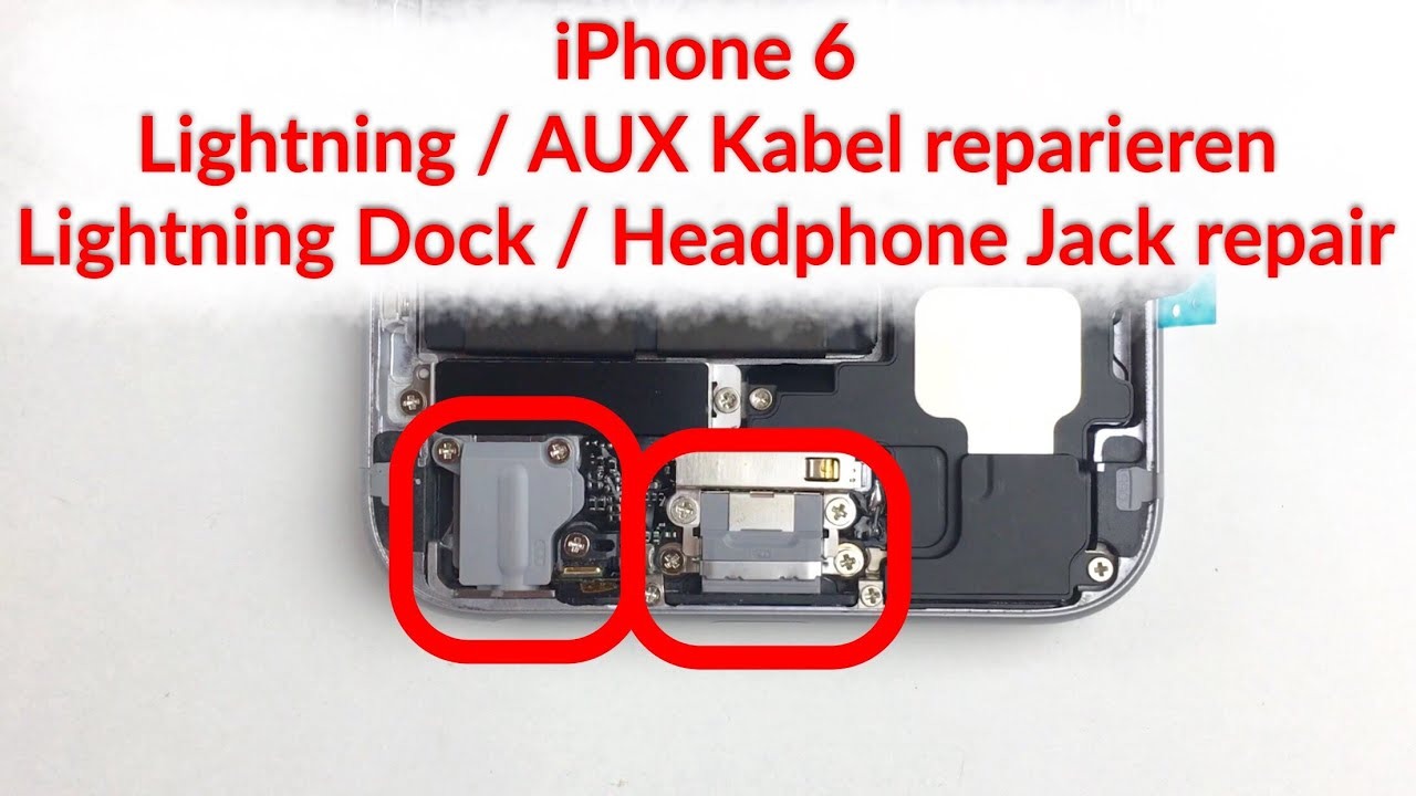 iphone 6 repair iphone 6 lightning dock audio repair lightning 11394