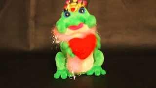 Der singende Frosch  Kiss me Frogs  Froschkönig TrendTime