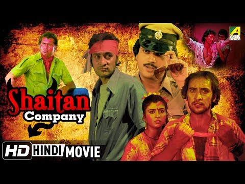 Shaitan Company | Hindi Action Movie 2017 | Full Movie