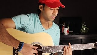 Kal Ho Naa Ho - Title Track - Guitar Lesson For Beginners By VEER KUMAR
