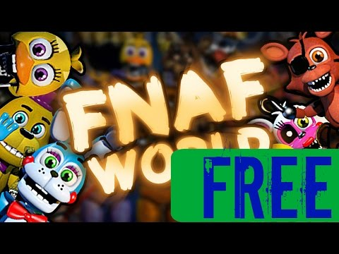 How to get FNaF World FREE (on Mac)