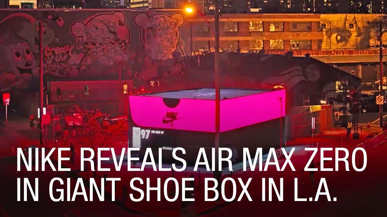 Benoit Florençon · Nike Air Max Day 2015 installation