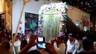 HJ - Desfile Guadalupano 2015 Santa Cruz de Juventino Rosas, Gto