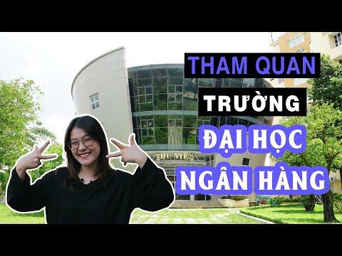 Review trường Đại học Ngân Hàng TP.HCM – BUH #03 | Series Universities in HCMC | Mine Hương Vlog