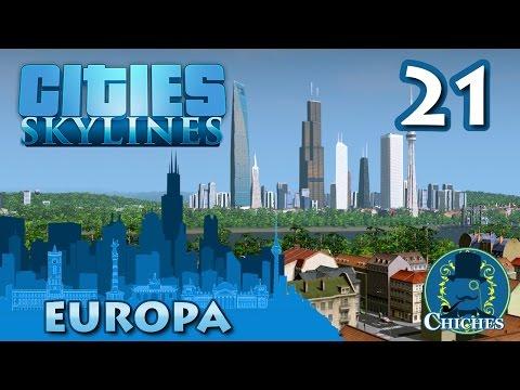 Cities Skylines - Europa - #21 en español
