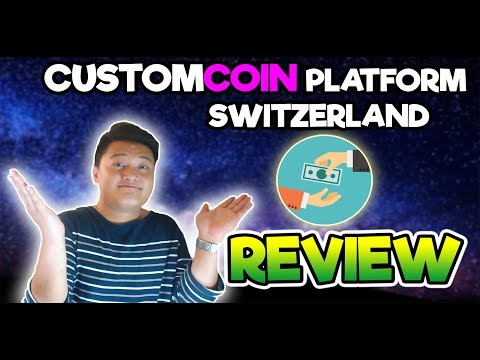ICO CustomCoin Platform Switzerland Review - New Lending Platform For Construction Industry