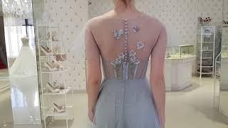 Вечернее платье Папилио 0405