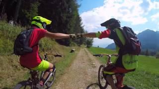 GoPro Monte Bondone - Enduro MTB