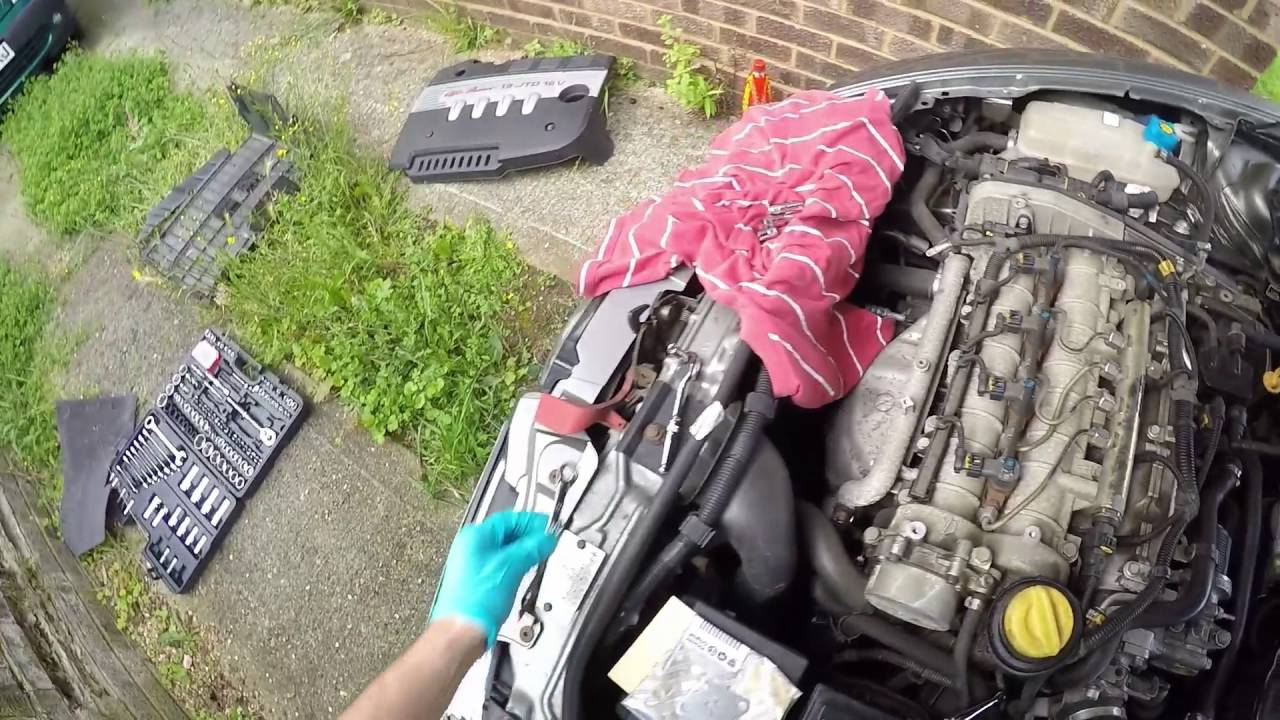 How To Install Egr Blank Plate - Alfa Romeo Gt Jtd