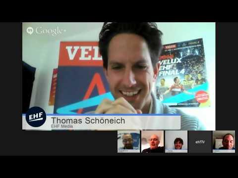 VELUX EHF Champions League Expert Hangout - Quarter-finals
