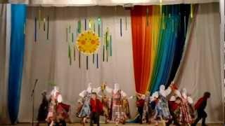 "Хореогр.студия ""Оберег"" Пенза,средн.группа.2012."