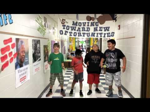 """TG Smith Elementary 5th Grade """"Best Day of My Life"""""""