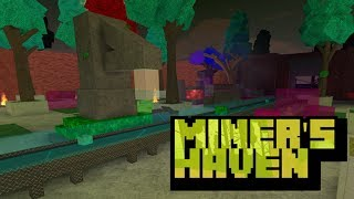 THE JOHN DOE OBBY!/Roblox Miner's Haven Tips (WITH CODE!) (Outdated)