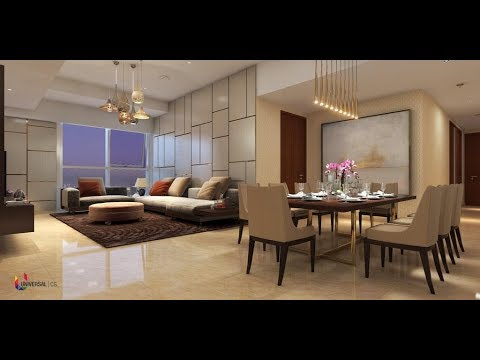 Bombay Realty, Island City Center, Sample Flats, Dadar East, Mumbai