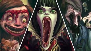 Alice: Madness Returns All Bosses   All Enemies (PS3, X360, PC)