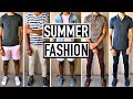 MEN'S OUTFITS FOR SUMMER! Calvin Klein, H&M, American Eagle, Adidas & More! Blair Thompson