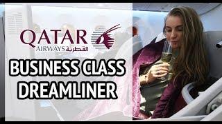DREAMLINER BUSINESS CLASS - Qatar Airways