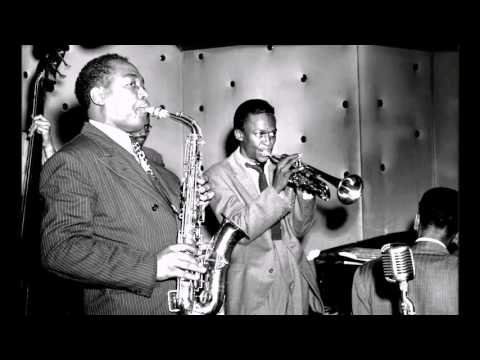 Charlie Parker with Miles Davis- December 12, 1948 Royal Roost, New York City